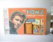 Vintage Fonzie Happy Days Board Game