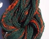 Early autumn handspun  yarn,190yds 2ply