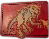 El Chupacabra Wallet - Reserved for davidgwells