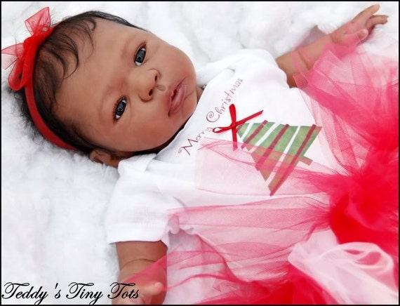 Reborning New Aa African American Reborn Doll By