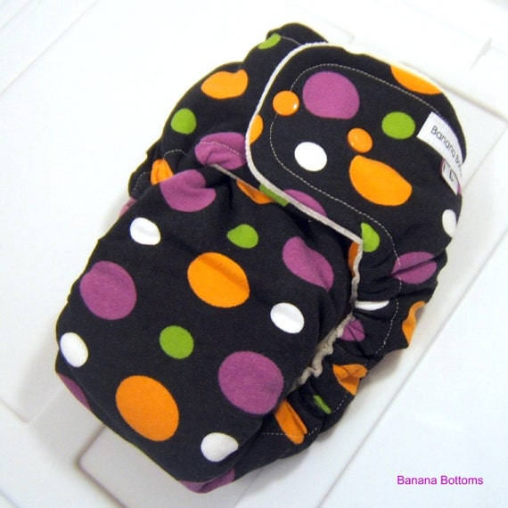 Large Fitted Cloth Diaper
