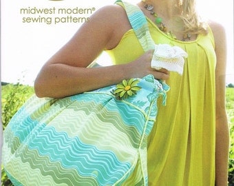 Amy Butler Field Bag and Tote Sewing Pattern ON SALE