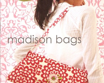 Amy Butler Madison Bag Sewing Pattern, Back to School