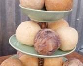 SALE SALE SALE///Soap Ball// hand shaped natural soap//Handwash Ball