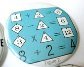 Mathlete Magnets Set of 4