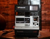 Vintage Polaroid 600 Sun LMS Camera
