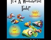 Aardvark's It's A Wonderful Fish BEAD TUTORIAL Make Fish Now
