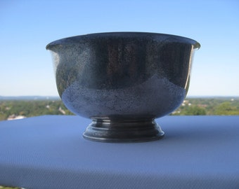 Vintage Paul Revere Reproduction Silver Plated Bowl