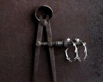 Oak Branch Earrings
