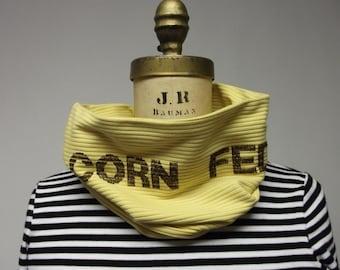 Corn Fed Cowl Scarf