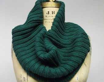 Big Fat Forest Chunky Cotton Cowl