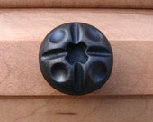 Hand Forged Steel Cabinet Knob, 158-4