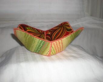Reversible Fabric Bowl