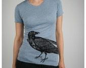 Raven Destroyed Tshirt