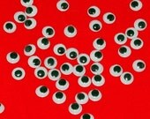 500 Google Eyes - 10mm - Wiggle Eyes - Moveable Eyes for Dolls, Cardmaking and Craft Projects - Black and White Googly Eyes