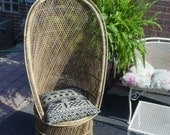 Rattan Mid Century Modern SOLD SOLD Chair Reasonable Shipping~~~ SOLD to Emily