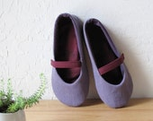 Eco Toes in Berry