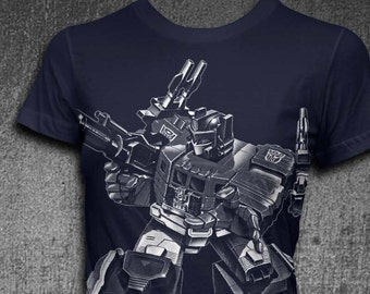 Optimus Prime T-shirt Softstyle Womens t-shirt Transformer tshirt
