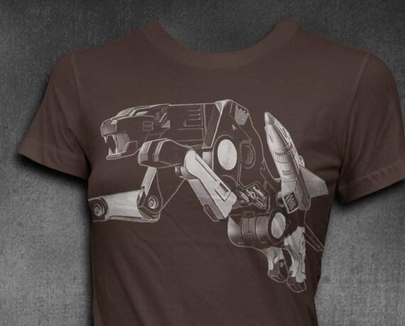Ravage T-shirt Softstyle Womens t-shirt Transformer tshirt