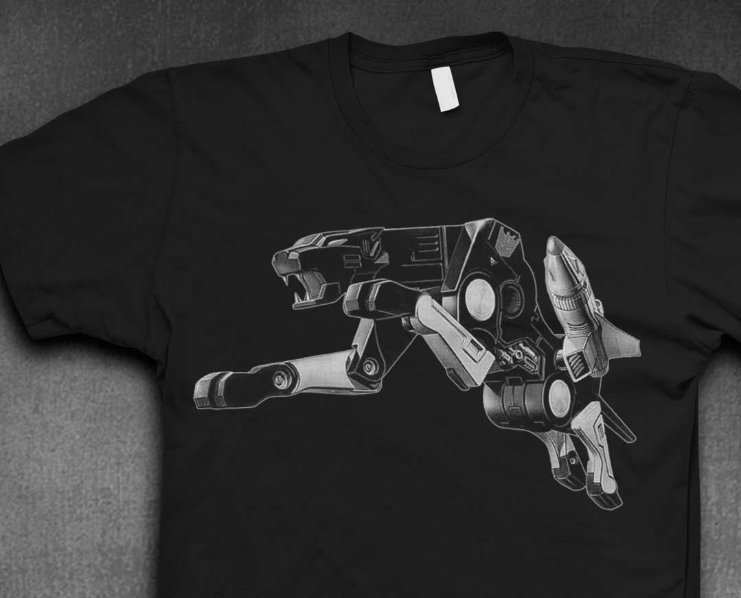 Decepticon Logo t Shirt Decepticon t Shirt Ravage
