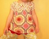 Gingerblossom 4 piece girls set for summer FOR BELLAMONA