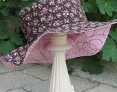 Sun Hat Sewing Pattern For Baby