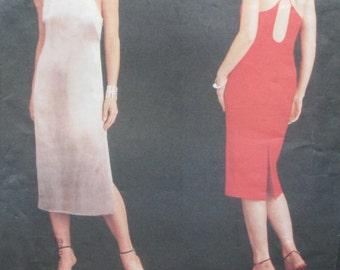 Vogue Misses Anne Klein Dress Pattern 2550