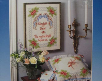 Wedding Sampler Counted Cross Stitch Pattern