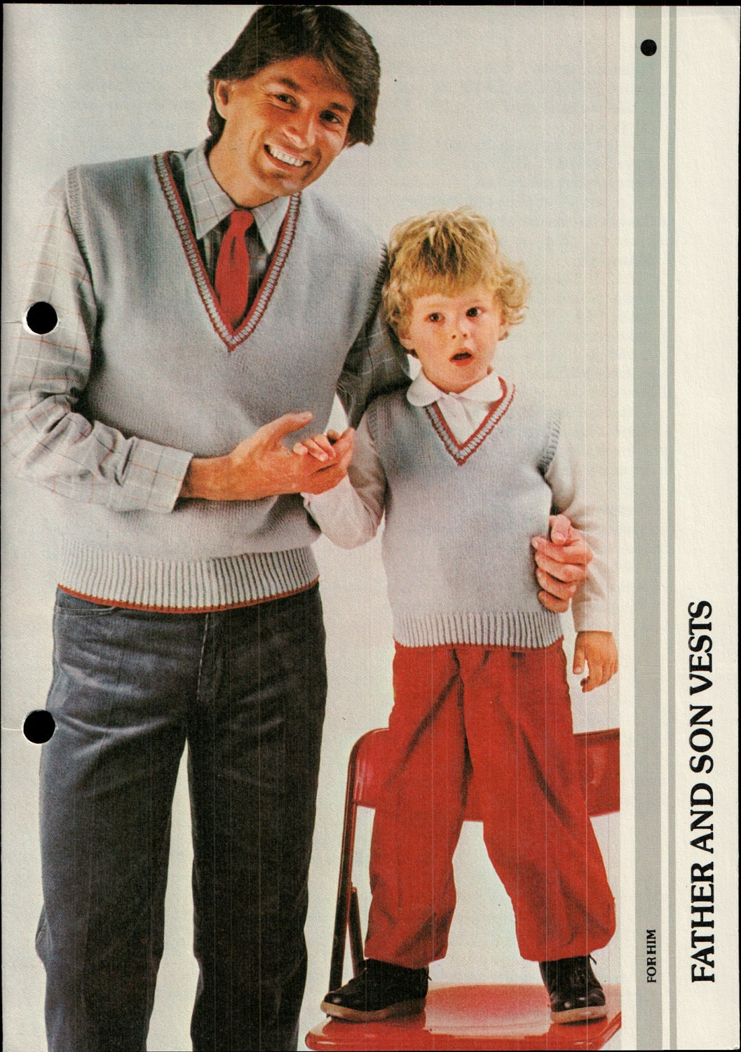 Father Son Sweater 85