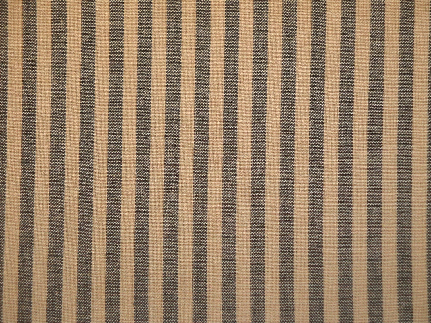Ticking fabric striped fabric homespun striped fabric for Ticking fabric