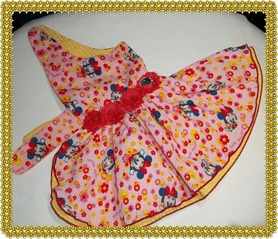Pet  Clothing Inventory Clearance  Minnie Mouse