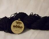 Noro Shabon- DISCONTINUED Black Tape Yarn