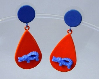 Florida Gator Earrings
