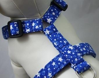 Dog Harness - Starlight Swirls