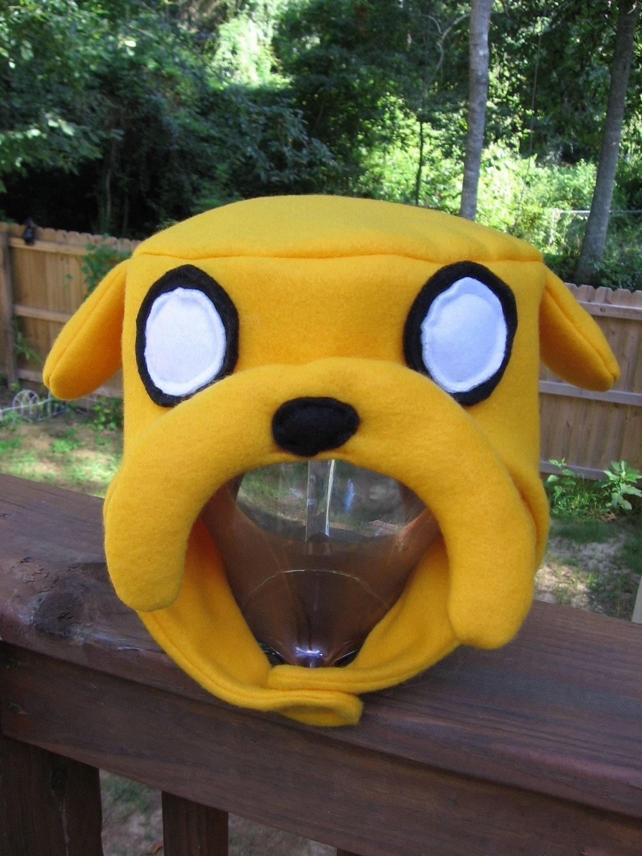 Adventure Time Jake Hat