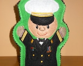 Army Hand PUppet