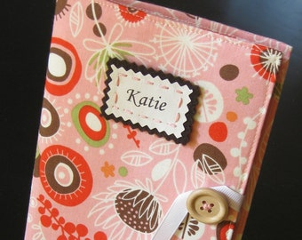 mod pink personalized brag book