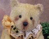 Lolly Teddy Bear ePattern Jane Monroe C Riffenberg Bear Co ET