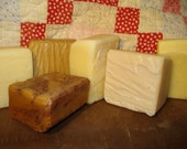 SPECIAL  Buy three Handmade Soaps and SAVE