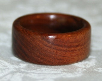 Wooden Ring - Wide Mopane