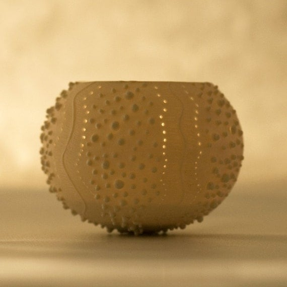 Porcelain Tea light Delight N.2. Design by Wapa Studio.