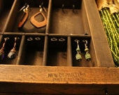Jewelry Organizer Wall Display, earring holder