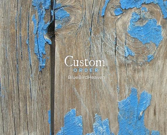 Custom order for wangll
