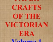 Punch Punched Perforated Paper Vintage CRAFTS eBook Volume 1 pdf file