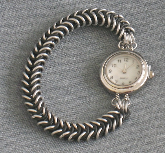 Stretch Chainmail Watch