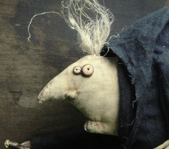 IGOR, A Primitive Folk Art Pattern