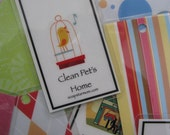 Supplemental Chore Card Pack