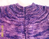 Malabrigo Baby Sweater - 9-12 months