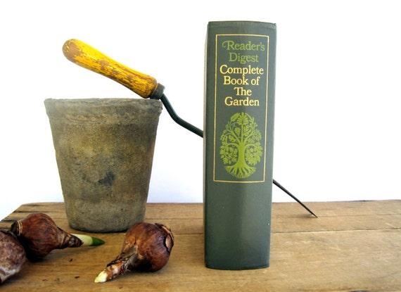 60s Gardening Complete Book of The Garden Readers Digest