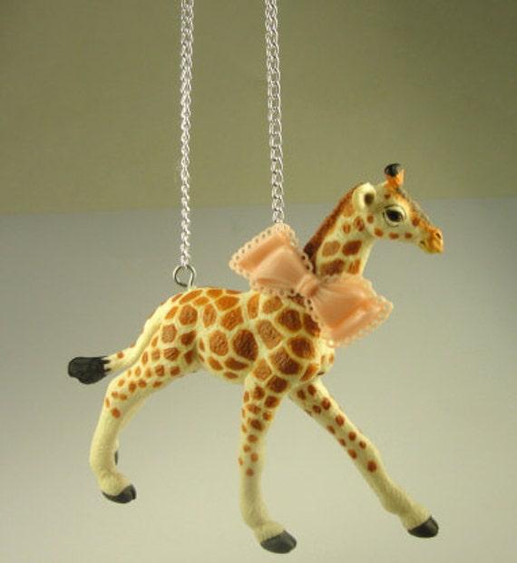 Pretty Baby Giraffe